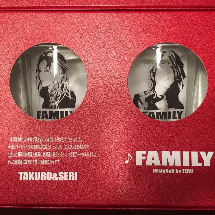 「TAKURO 結婚式 引き出物」の画像検索結果
