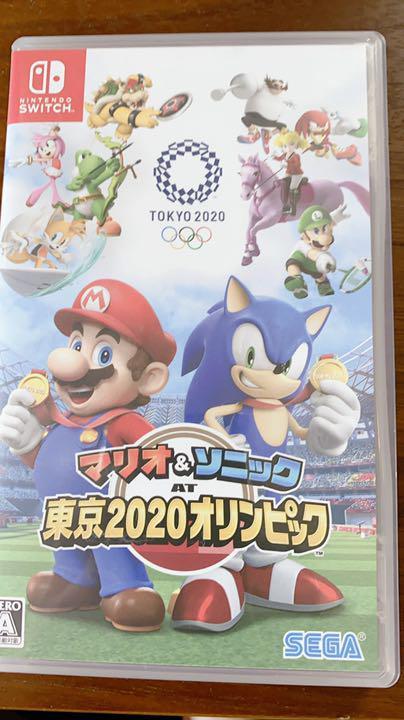 マリオ ソニック 東京 オリンピック