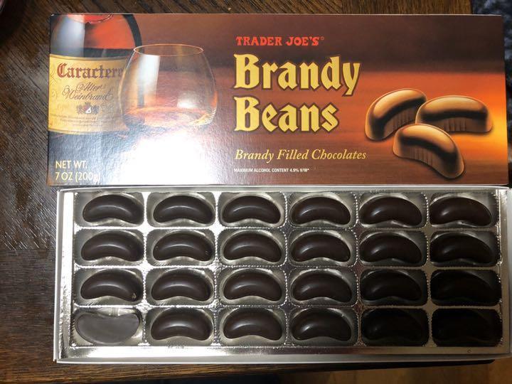 "áルカリ Öランデー Óーンズチョコレート Brandy Beans ȏ""子 1 280 ĸå¤ã'""未使用のフリマ"
