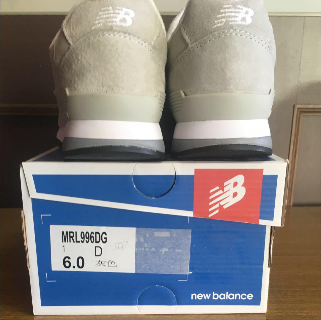hot sale online a841b 4c38f 訳あり New balance MRL996DG (US6) 24cm(¥7,000) - メルカリ スマホでかんたん フリマアプリ