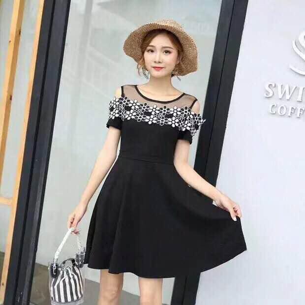 72d76fb147168 メルカリ - 夏物入荷 レース パーティー ドレス ワンピース 結婚式 韓国 ...
