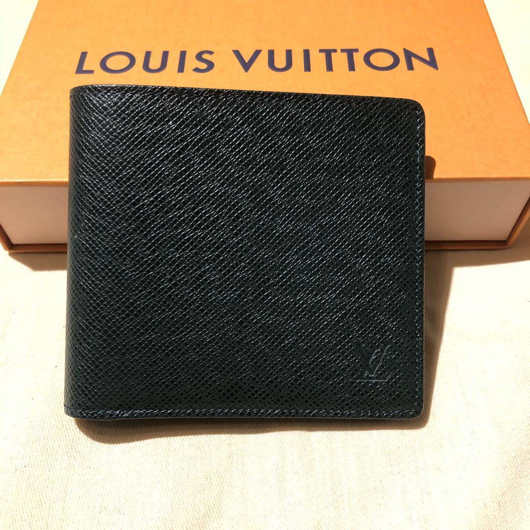 super popular cfda4 1f437 ルイヴィトン タイガ メンズ 2つ折り財布(¥16,700) - メルカリ スマホでかんたん フリマアプリ