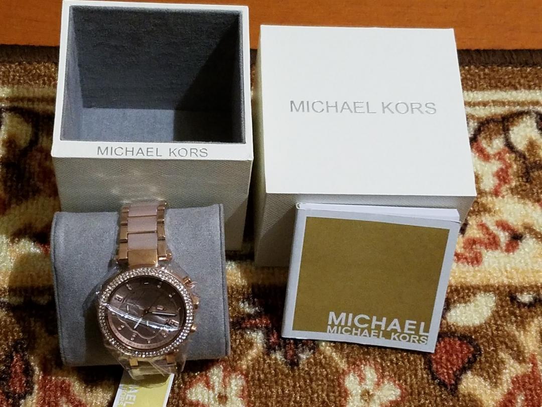 1dab9ec030a0 メルカリ - MICHAEL KORS マイケルコース腕時計 MK5896 【腕時計 ...