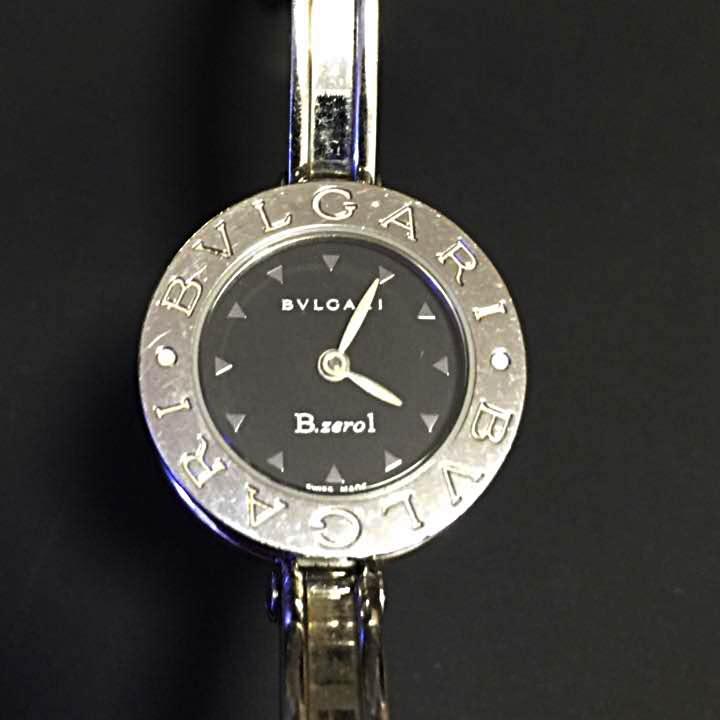 sale retailer 66516 3b0a1 値下げしました BVLGARI ビーゼロワン 時計(¥49,000) - メルカリ スマホでかんたん フリマアプリ