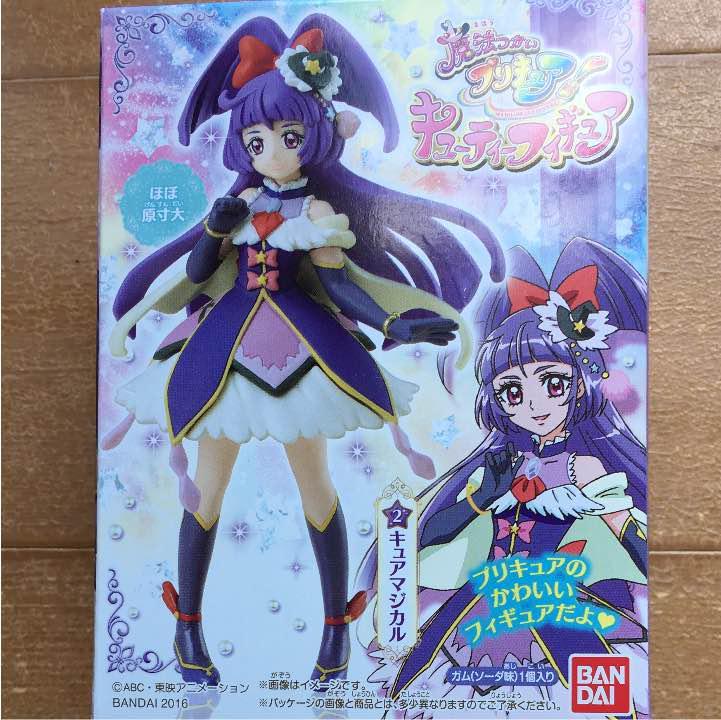 メルカリ 魔法使いプリキュア フィギュア コミックアニメ 1600