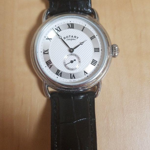 buy online e2c07 b76fd ROTARY ロータリー クォーツ腕時計 シャーロックホームズ(¥12,000) - メルカリ スマホでかんたん フリマアプリ
