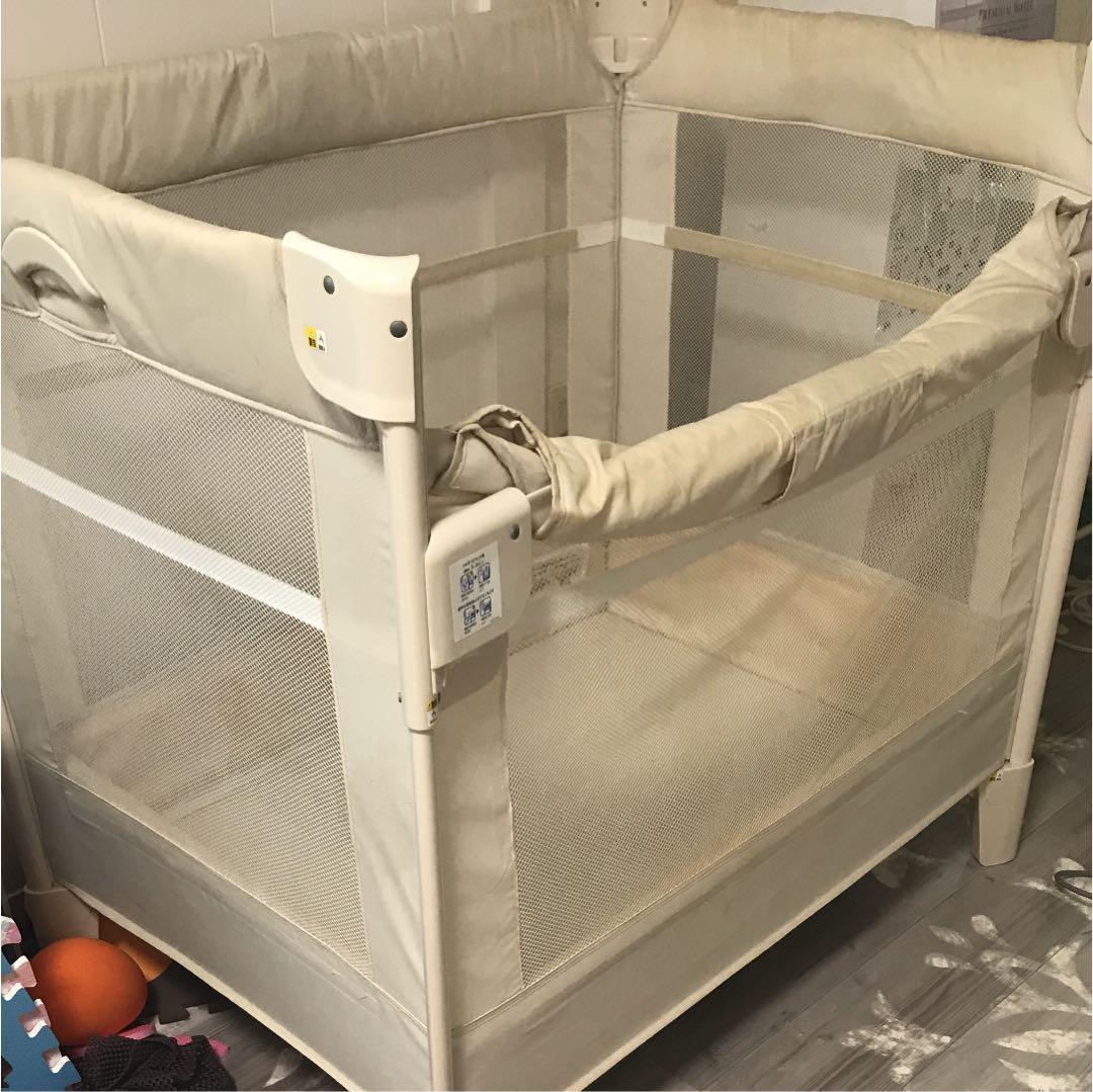 アップリカ ベビー ベッド