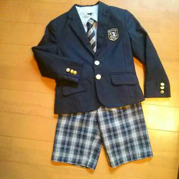 c1ebaeac2a0df メルカリ - COMME CA ISM (コムサイズム) 男の子 120 スーツ ...
