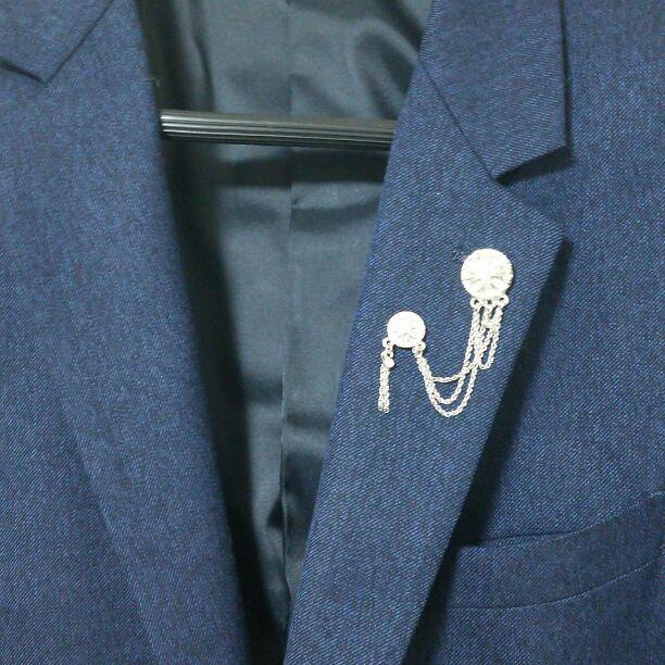 値下げ 美品 メンズ スーツ アクセサリー 結婚式(¥2,000) , メルカリ スマホでかんたん フリマアプリ