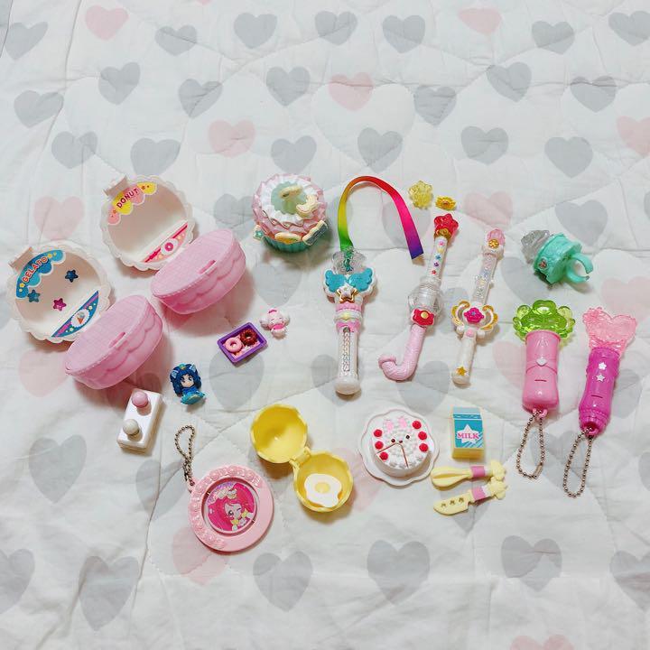 プリキュアアラモード おもちゃ色々セット プリキュア 映画 ペンライト(¥888) , メルカリ スマホでかんたん フリマアプリ