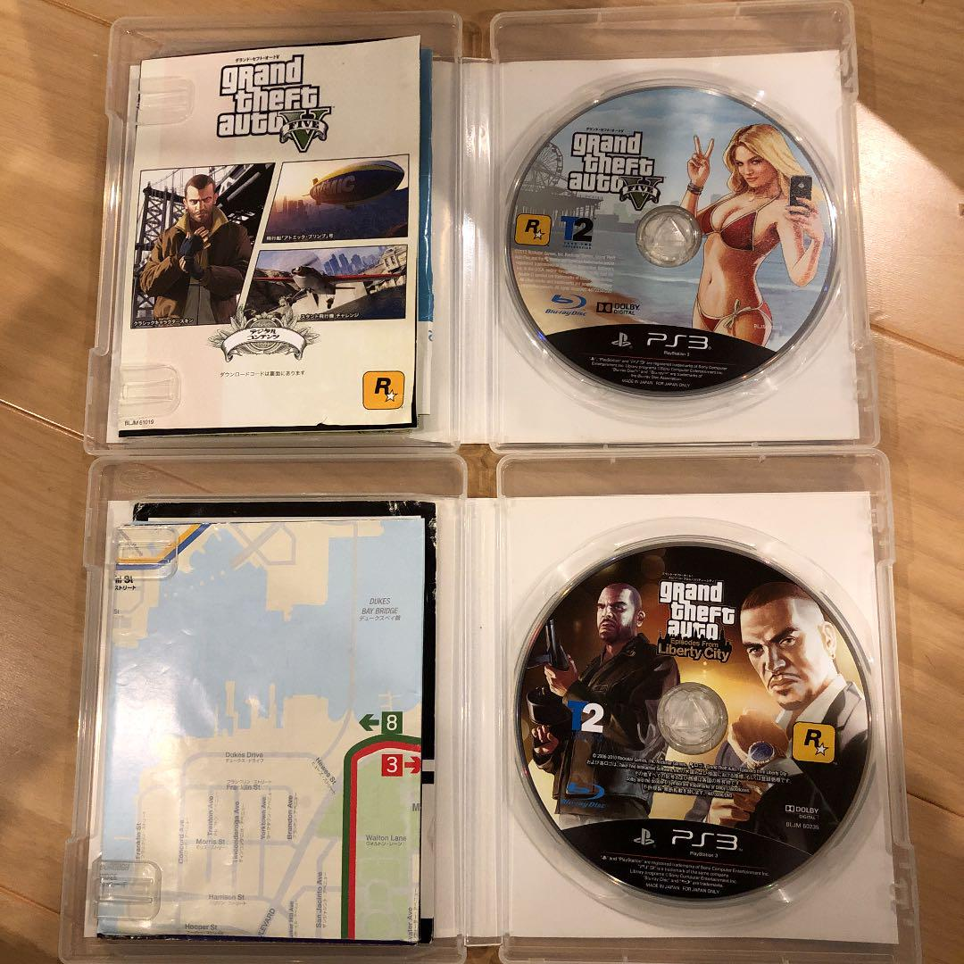 メルカリ - グランド・セフト・オート 2本セット 【家庭用ゲームソフト ...