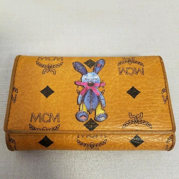 03ae0fb5c91b メルカリ - MCM財布 ラビット 【折り財布】 (¥8,000) 中古や未使用のフリマ