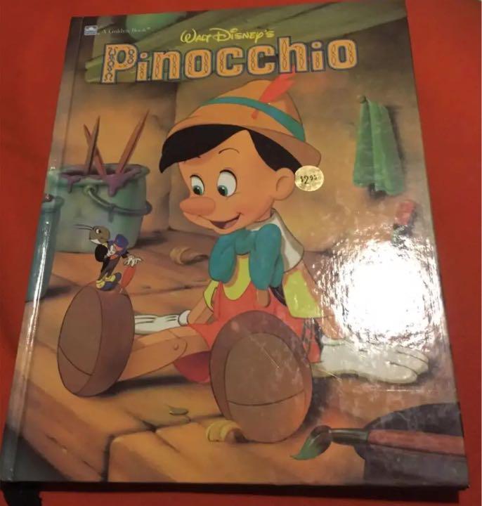 Vintage Pinocchio A