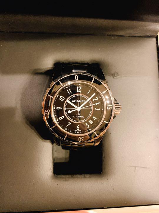 online retailer 98e4b 4da18 Apple様専用 CHANELシャネル 腕時計 正規品 38ミリ(¥170,000) - メルカリ スマホでかんたん フリマアプリ