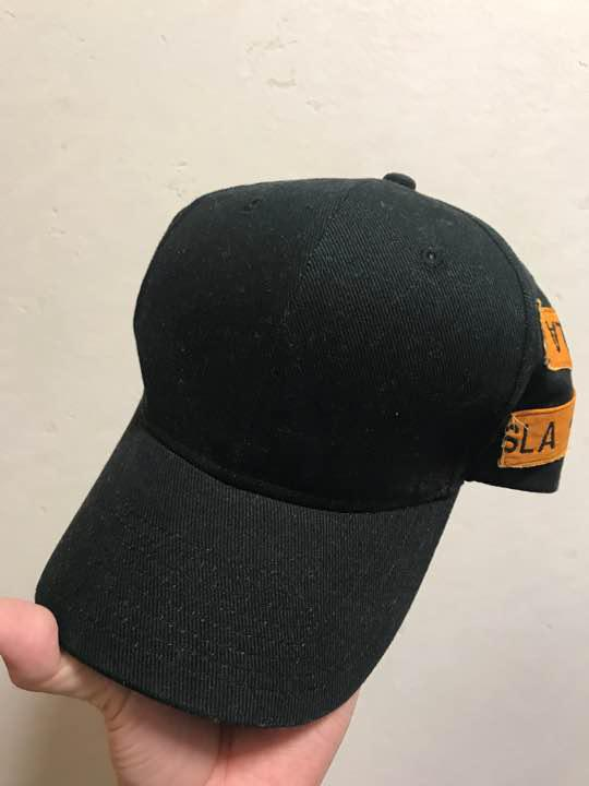 522b37ee74fa6 メルカリ - OWSLA TAPING DAD HAT skrillex キャップ 黒 (¥4