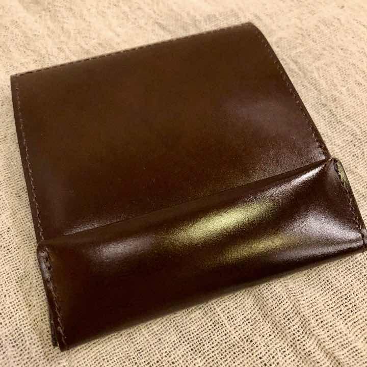29c0149d8849 メルカリ - 太郎 abrAsus アブラサス 薄い財布 classicレザーチョコ ...