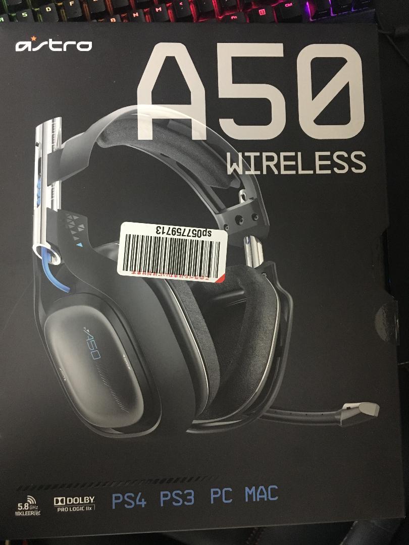 アストロ a50