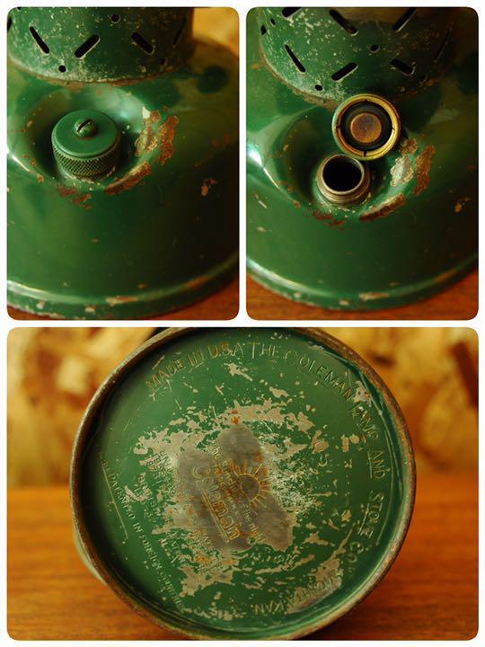 VTG Coleman Lantern 220BX 8/1943 超レア!(¥24,000) - メルカリ スマホでかんたん フリマアプリ