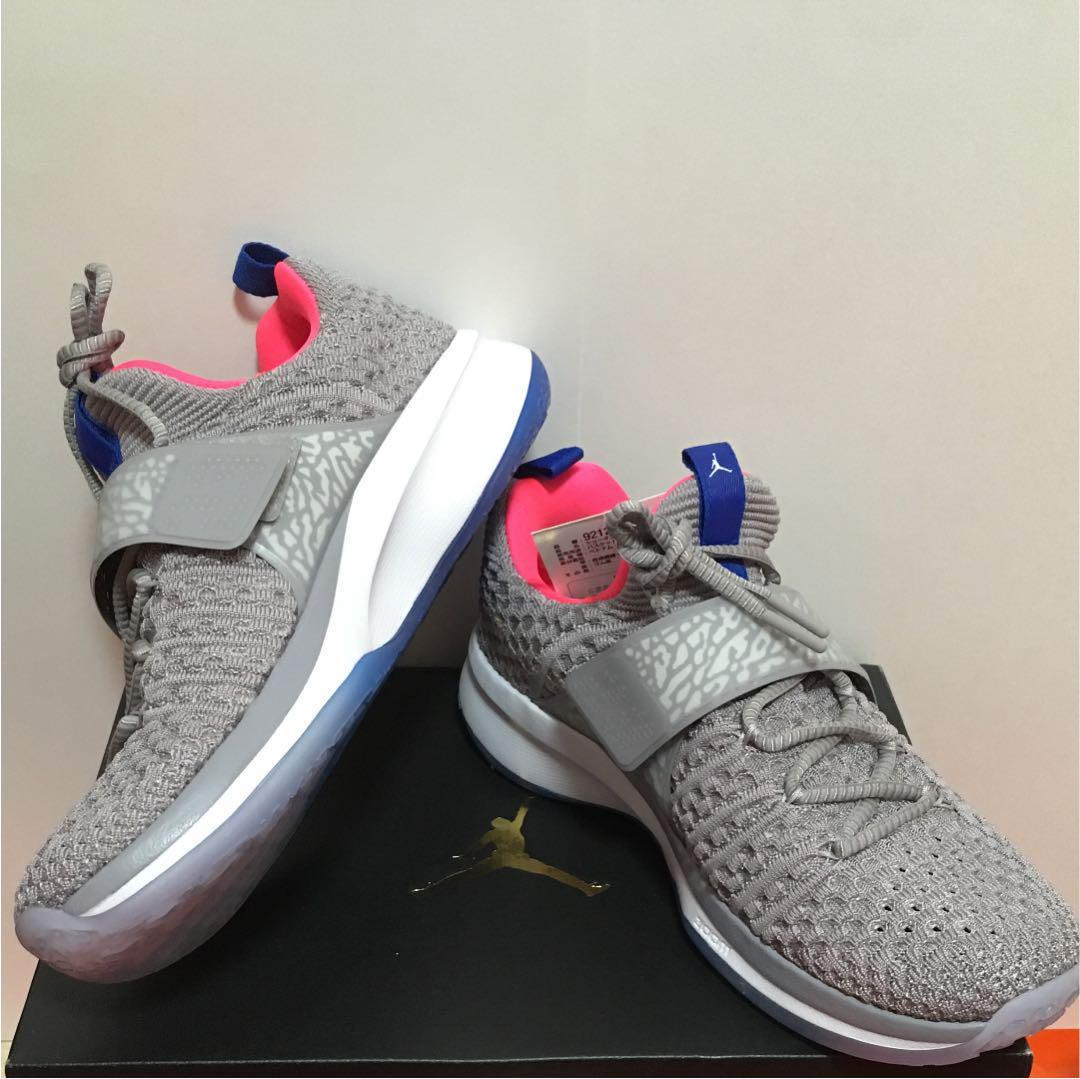 Chaussures Nike Flyknit Homme 2 Pour Jordan Basket Trainer XnOP80wk