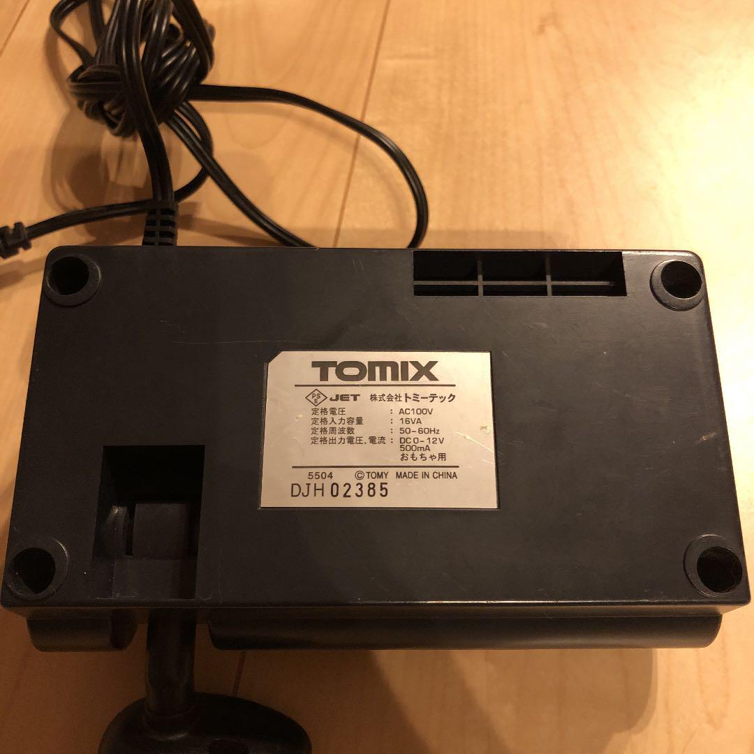 動作良好 TOMIX nゲージ パワーパック(¥1,700) メルカリ スマホでかんたん フリマアプリ