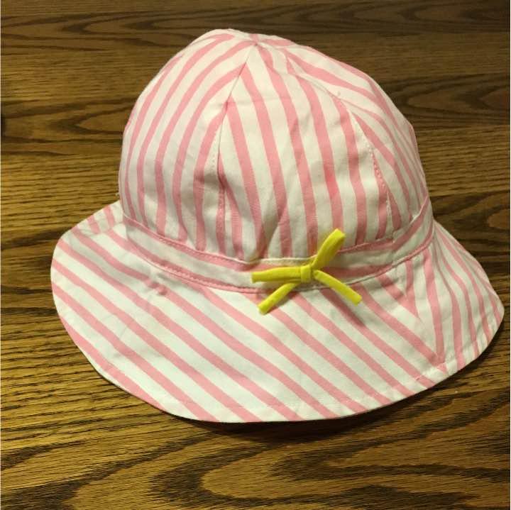 d011c1972cf0b メルカリ - ベビー帽子 プチバトー PETIT BATEAU ストライプクロシェ ...