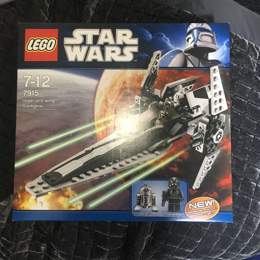 LEGO Bau- & Konstruktionsspielzeug Baukästen & Konstruktion Lego StarWars 7915