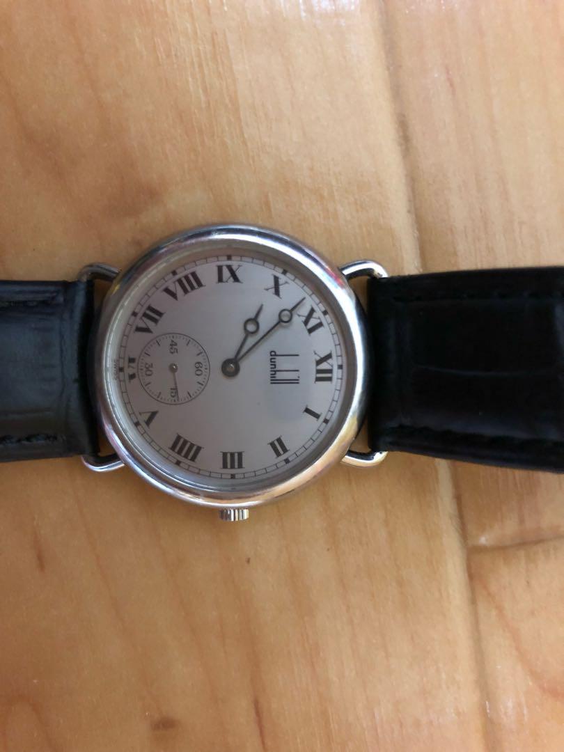 0c45c657dea3 メルカリ - ダンヒル 手巻き 腕時計 センテナリー 【腕時計(アナログ ...
