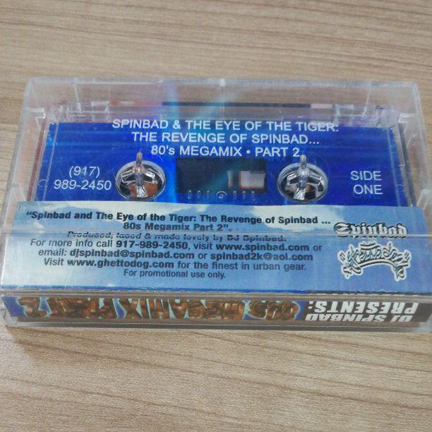 DJ Spinbad 80s Megamix 2