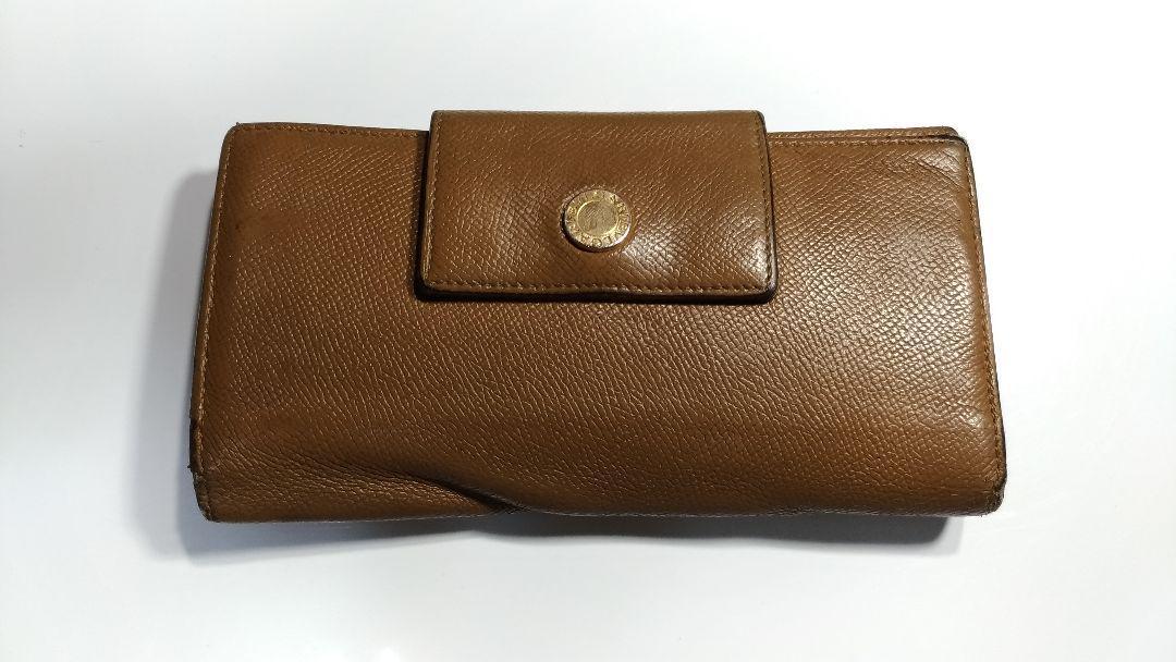 wholesale dealer 98de0 a13d3 ブルガリ 長財布 程度並 汚れアリ ギャランティ 人気 正規品 中綺麗 激安(¥2,000) - メルカリ スマホでかんたん フリマアプリ