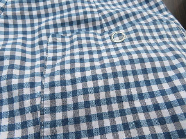 STEVEN ALAN PLAID CHECK TEAL BLUE GRAY 30 CASUAL SHORTS MENS NWT NEW