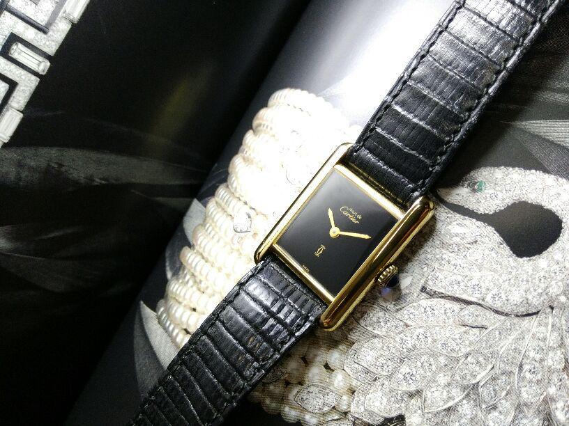 online store 69bfd 082a1 Fun☆様専用 カルティエ マストタンク ヴィンテージ レディース腕時計(¥64,000) - メルカリ スマホでかんたん フリマアプリ