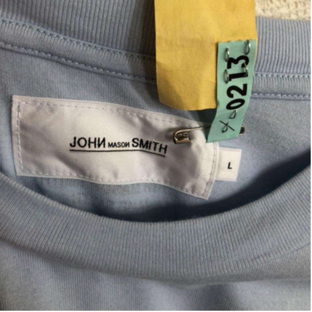 メルカリ - JOHN MASON SMITH ジョンメイソンスミス Tシャツ 不可 【T ...