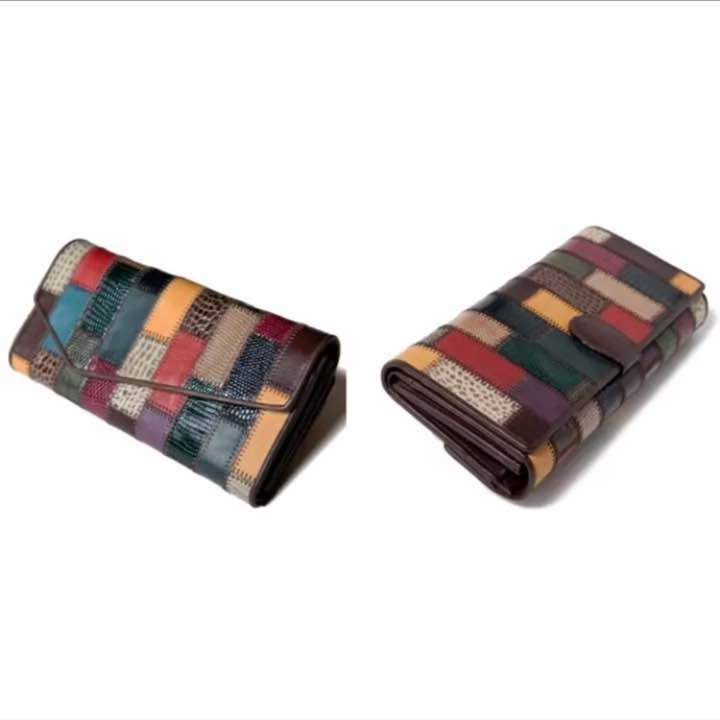 d7dfbcc8fb43 メルカリ - glamb Gaudy long wallet 長財布 【グラム】 (¥28,000) 中古 ...