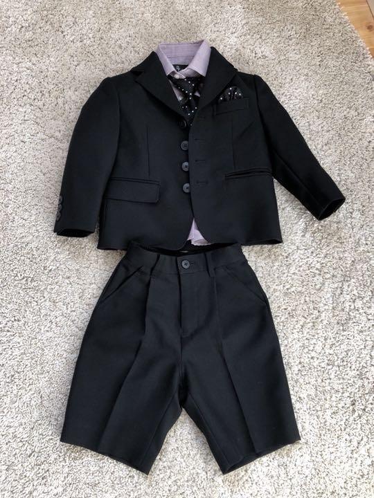 3e4dba416cbd9 メルカリ - 男の子 スーツ 95 フォーマル 入園式 七五三 結婚式 コムサ ...