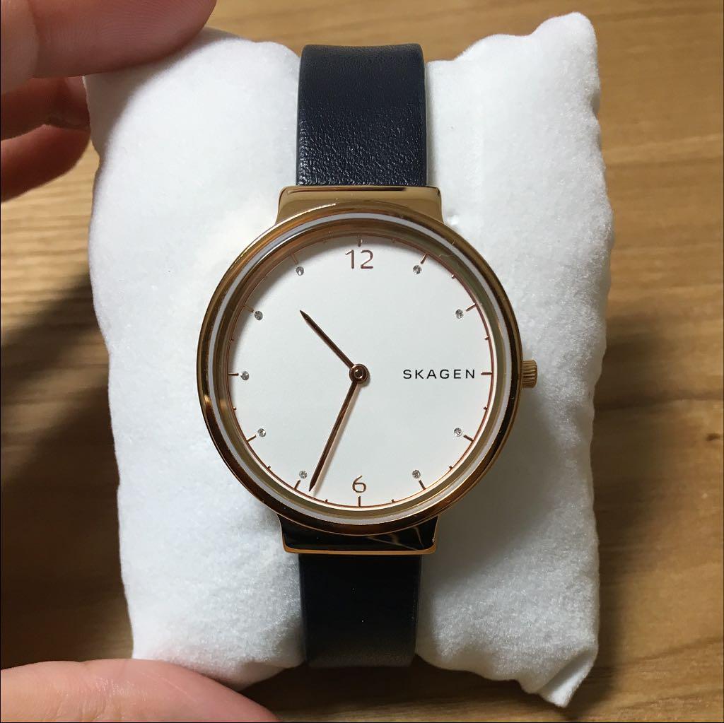 58a30c1f24 メルカリ - SKAGEN ANCHER レディース腕時計 【腕時計(アナログ ...