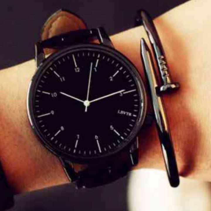 on sale 442c1 67798 LSVTR 大盤 シック カジュアル 腕時計 スポーツ メンズ レディース(¥2,100) - メルカリ スマホでかんたん フリマアプリ