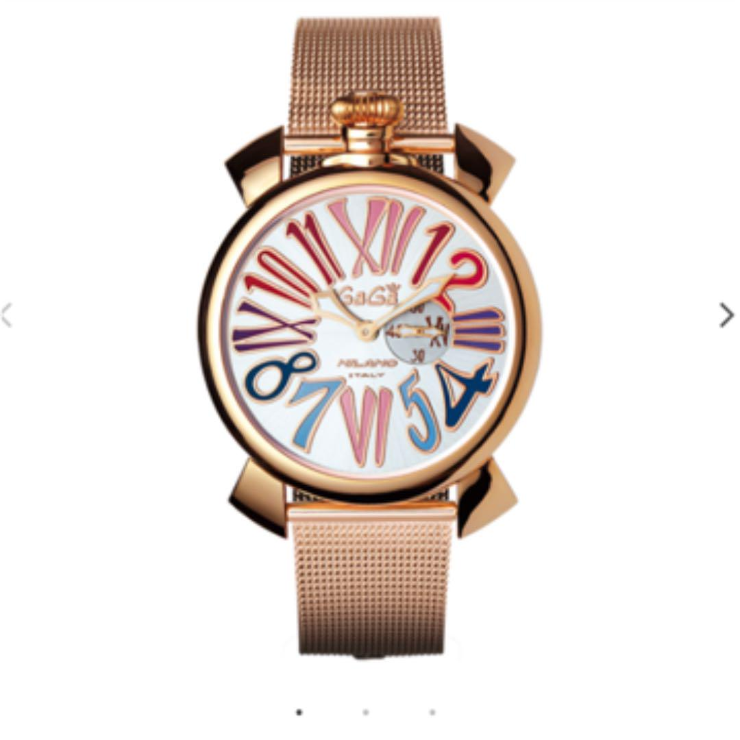 factory price 4b2ef 83195 ガガミラノ 時計