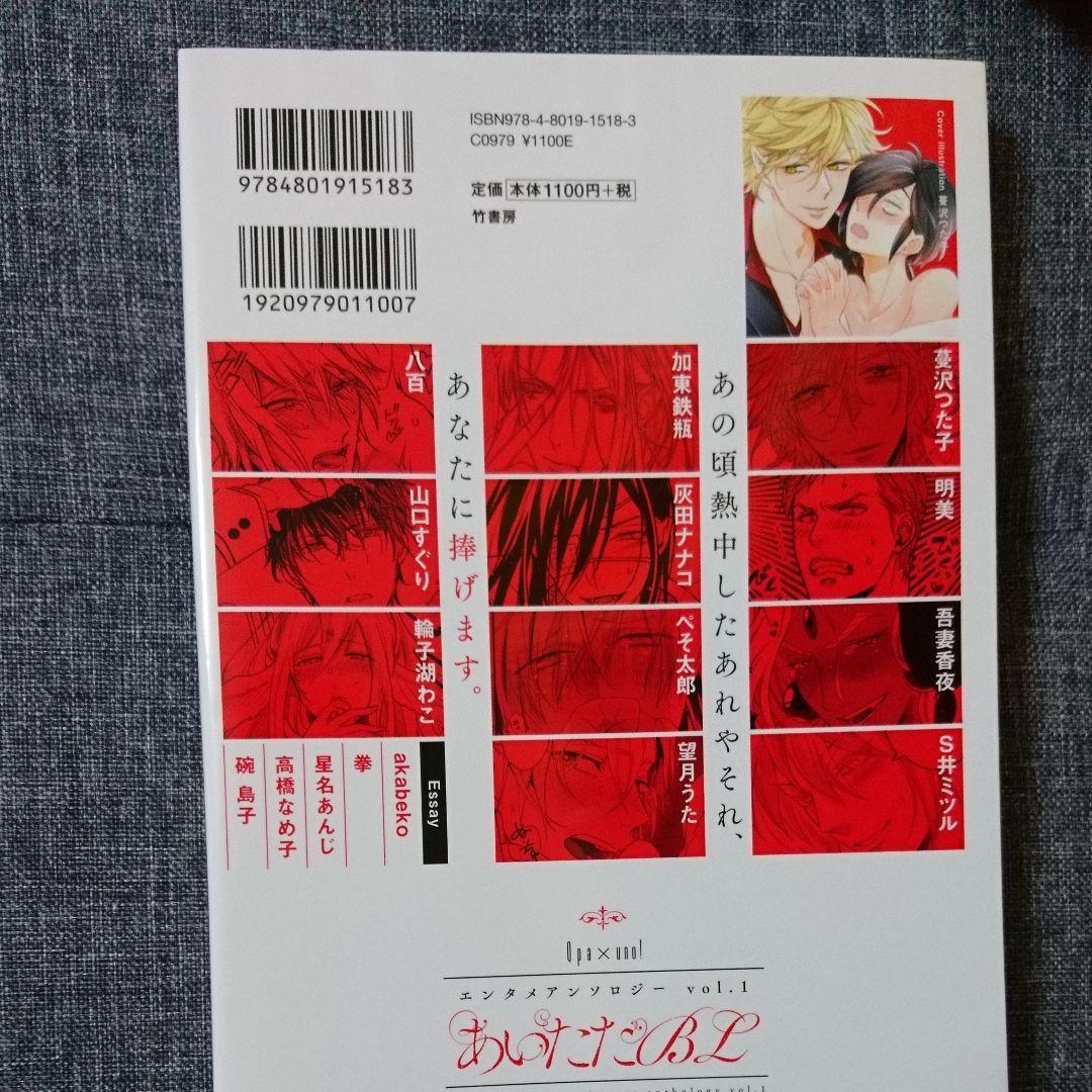 メルカリ - BLコミックアンソロジー あいたたBL 【女性漫画】 (¥450 ...