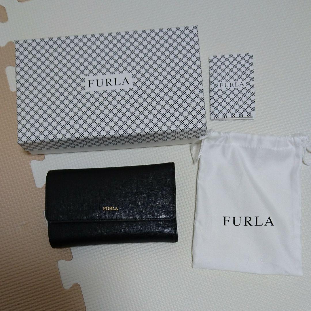 d23b8e7391ca メルカリ - FURLA フルラ 財布 【長財布】 (¥6,990) 中古や未使用のフリマ