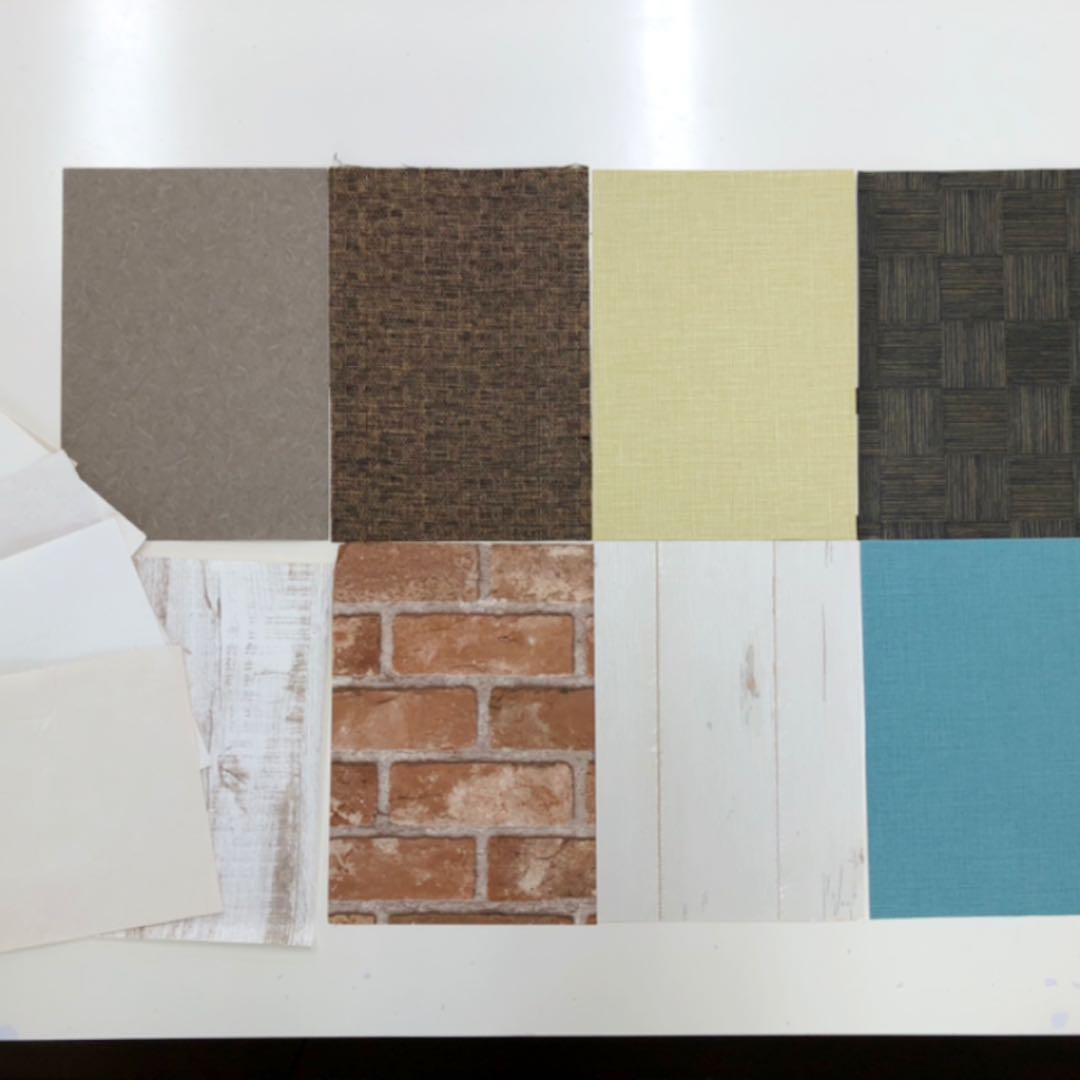 メルカリ 壁紙a4サイズ14枚セット 型紙 パターン 650 中古や未使用のフリマ