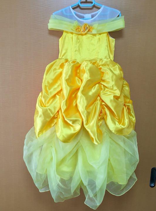 56caece43c7b6 メルカリ - ビビディバビディブティックドレス ベル(サイズ110 ...