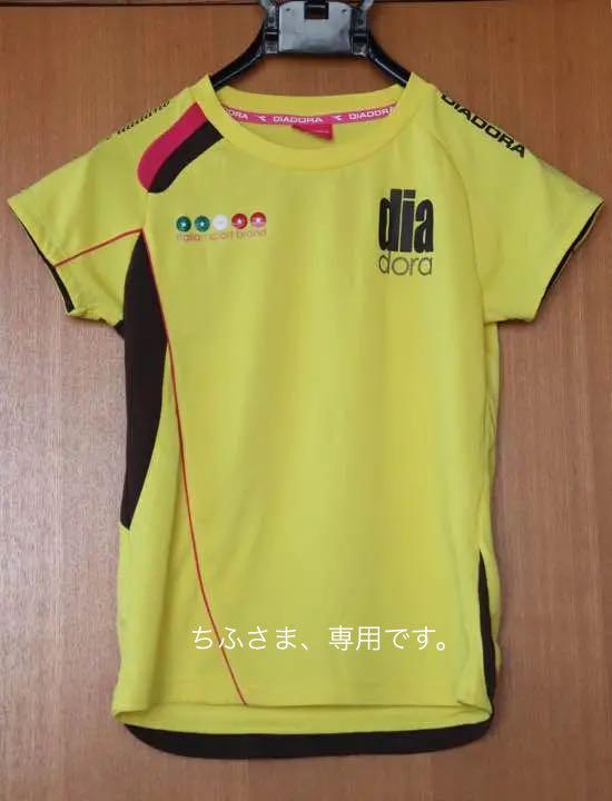 8caed11638e74 メルカリ - テニス ウェア Tシャツ ディアドラ 【ディアドラ】 (¥600 ...