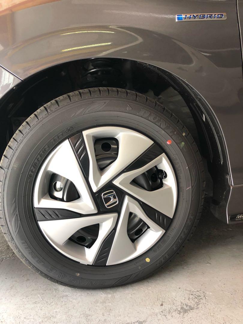 タイヤ サイズ フリード ホンダ