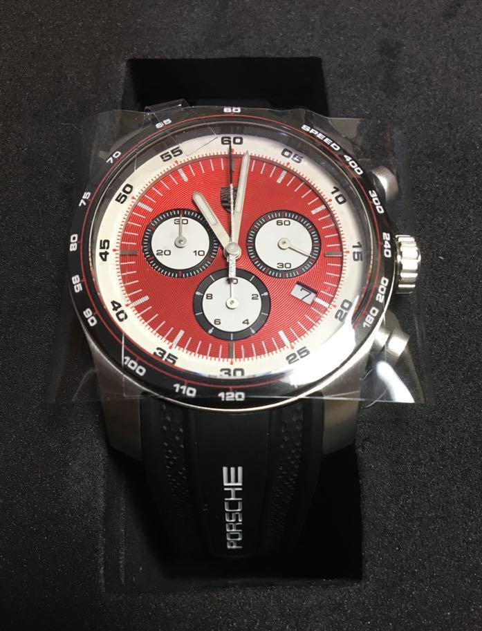 brand new aef35 2d6d2 腕時計 ポルシェ スポーツクロノ(¥93,000) - メルカリ スマホでかんたん フリマアプリ