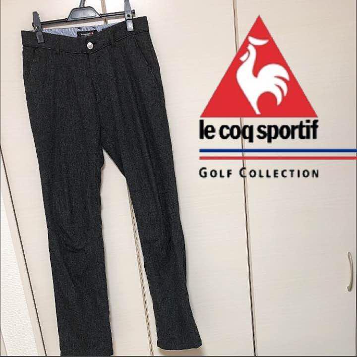 ルコック M 76 秋冬用 ツイード ゴルフパンツ メンズ レディース(¥2,999) , メルカリ スマホでかんたん フリマアプリ