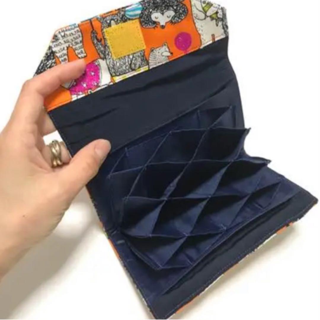 カード ケース ジャバラ