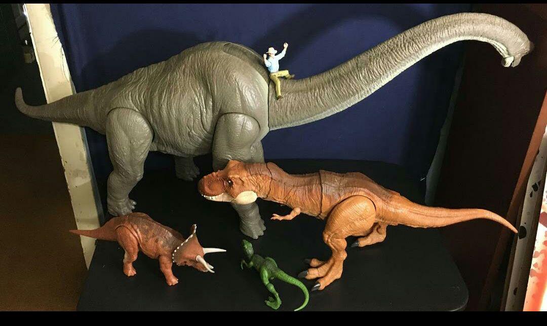 メルカリ - マテル ブラキオサウルス コロッサル フィギュア 海外限定品 スーパービッグ 【SF/ファンタジー/ホラー】 (¥15,000) 中古や未使用のフリマ