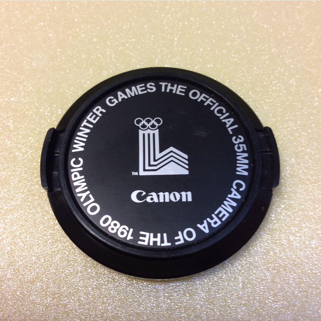 メルカリ - Canon 1980年 レイクプラシッドオリンピック記念キャップ ...