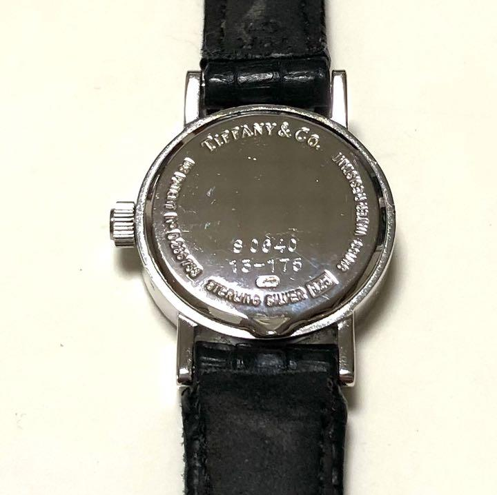 low priced a3b1a bc175 ティファニー アトラス 腕時計 レディース(¥38,000) - メルカリ スマホでかんたん フリマアプリ