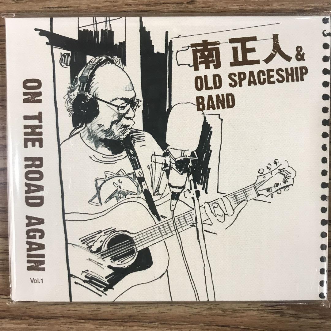 メルカリ - 南正人 &OLD SPACESHIP BANDon the road again 【邦楽 ...